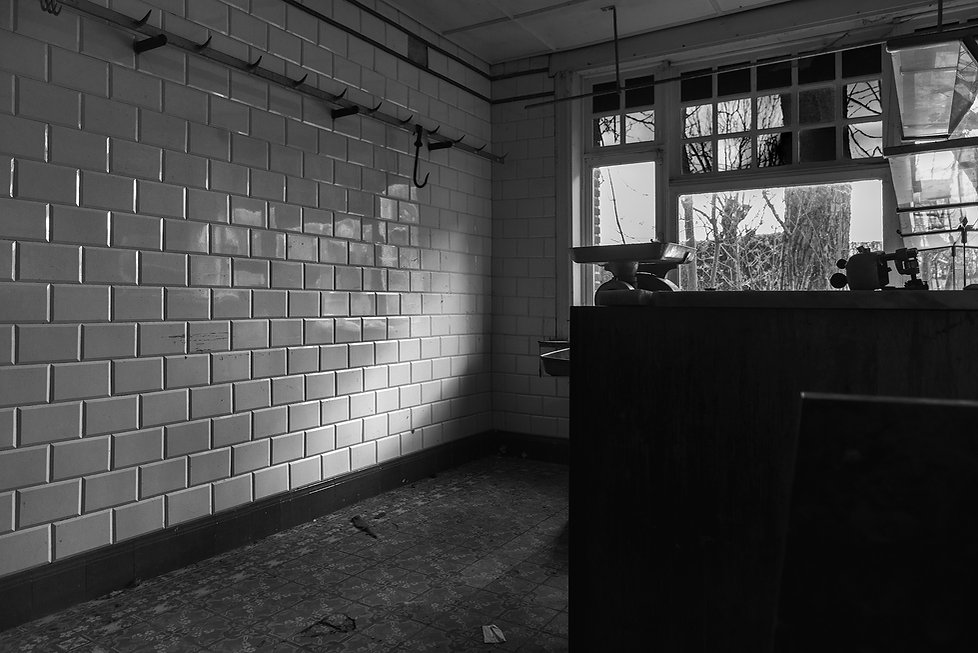 Boucherie Gepetto, Belgium, urbex, abandoned