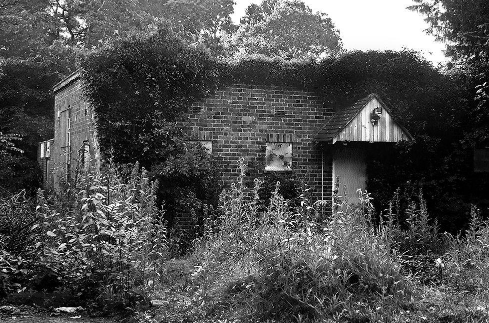 St.Peter's Mortuary, Chertsey, Surrey, Urbex, Abandoned