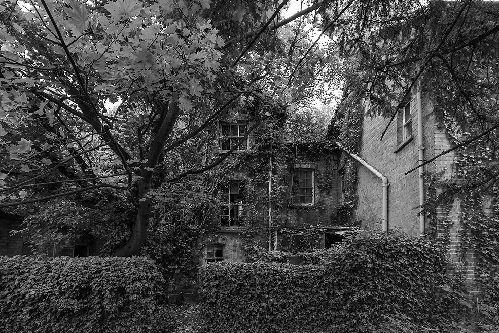 The Old rectory Care Home, Cambridgeshire, Urbex, Abandoned