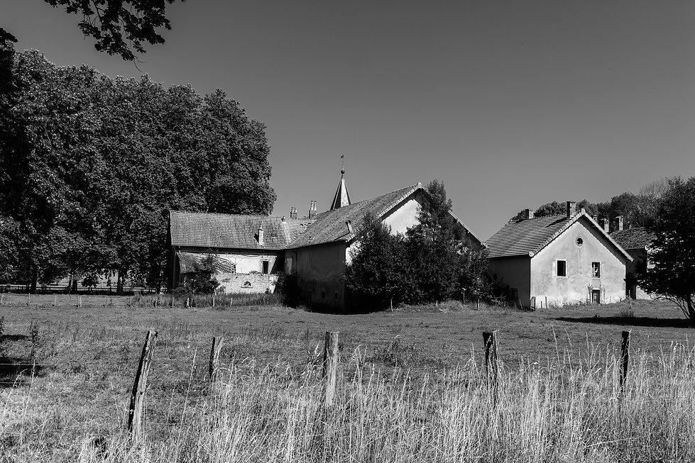 la ferme des templiers, france, urbex, abandoned