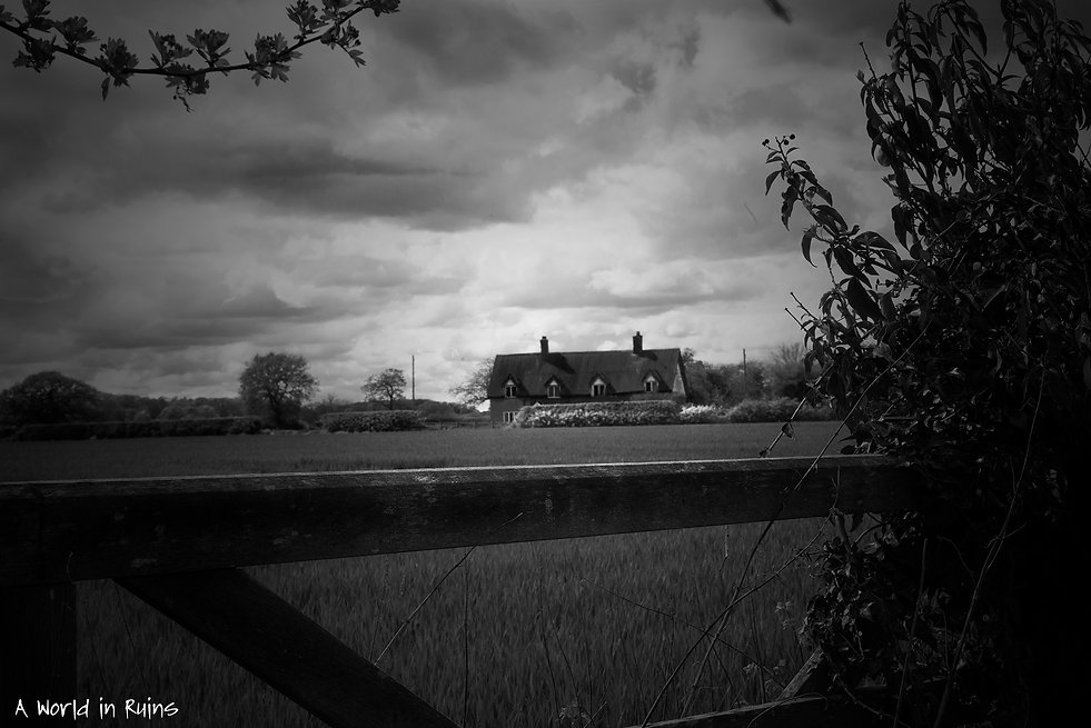 The Xmas Cottages, Urbex, Abandoned, Derelict