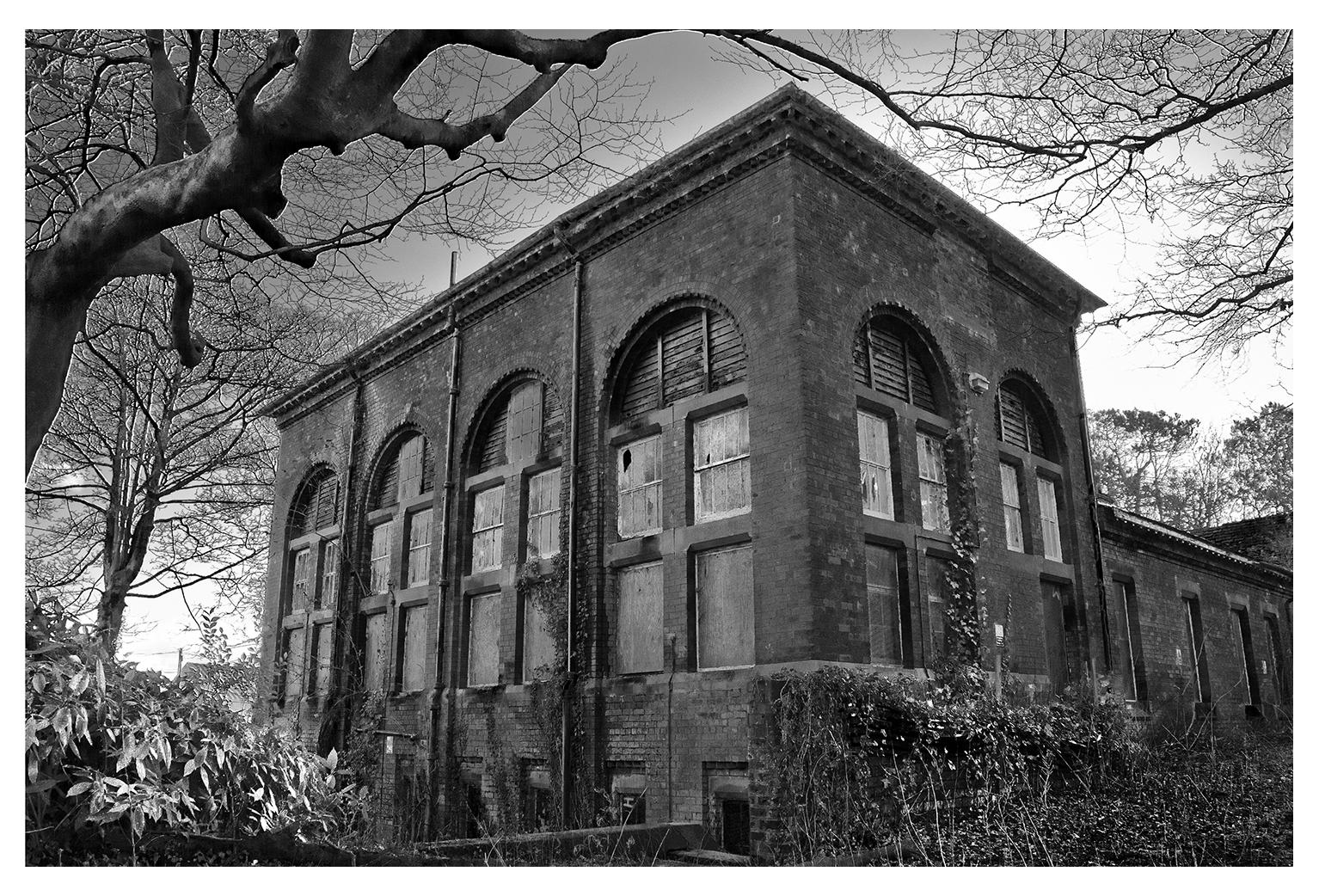 Whittingham Lunatic Asylum I