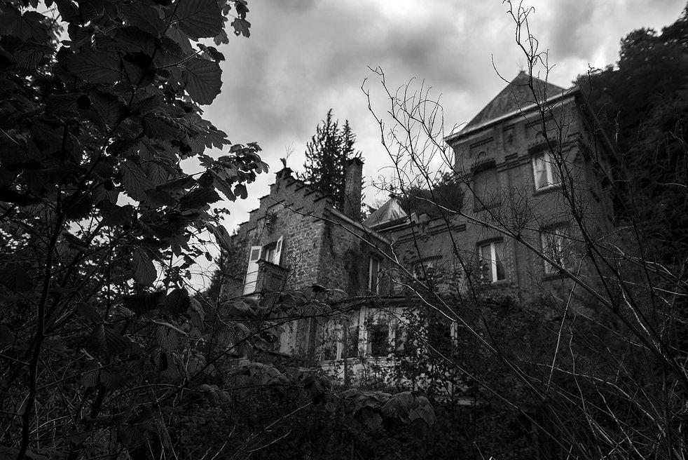 manor aux statues, belgium, urbex, abandoned