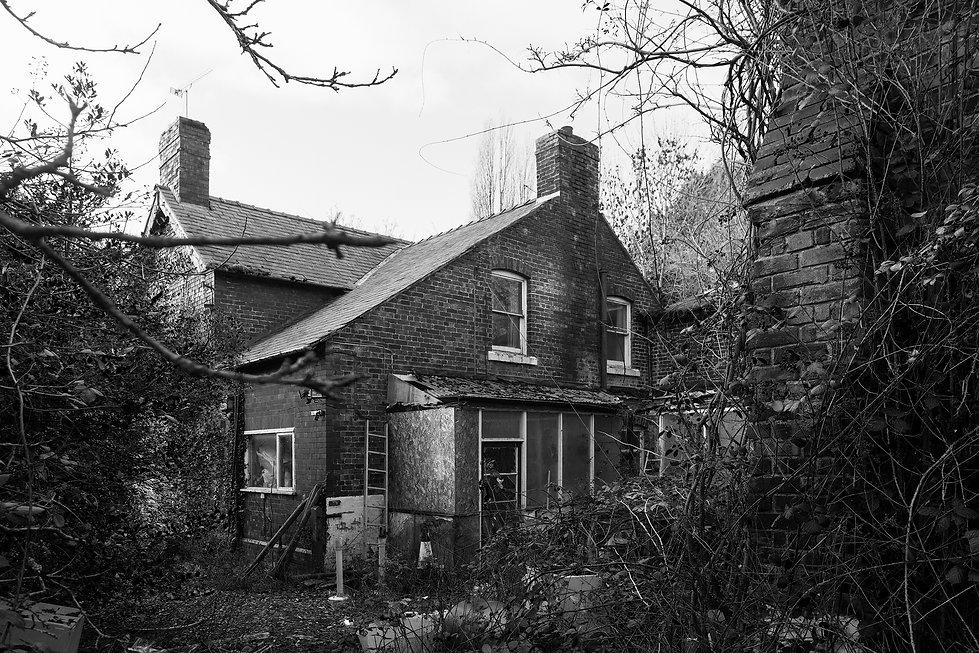 House Dominique, Urbex, Abandoned, Derelict