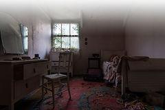 Goldilock's House, urbex, abandoned