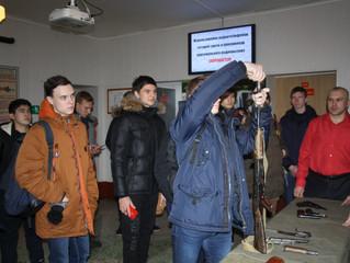 В Омском автобронетанковом инженерном институте прошел день открытых дверей
