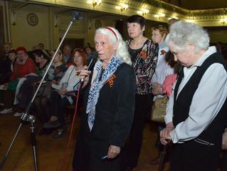 Собрание актива старших по домам Ленинского, Октябрьского и Центрального округов.