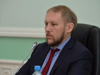 Ткачук предложил новый подход к работе с муниципальной собственностью