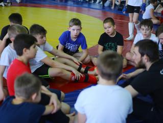 В Омске прошел детско-юношеский турнир по смешанному боевому единоборству