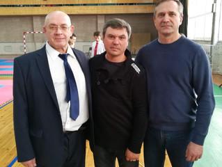 Юрий Козловский: «Спортивное воспитание молодежи – залог здоровья будущих поколений»