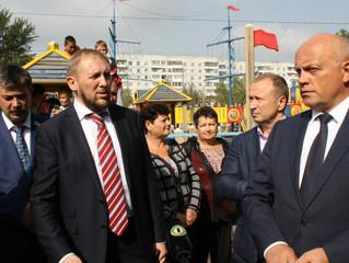 Андрей Ткачук: Жители Московки больше не будут чувствовать себя отрезанными от остальной части Омска