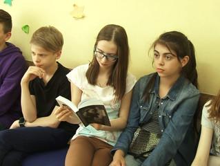 Андрей Ткачук помог детскому клубу с оформлением гранта