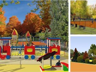 Депутат Никитин поддержал проект семейного парка на Московке