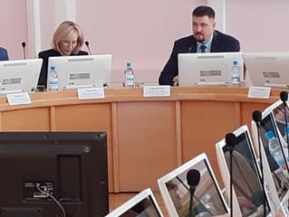 Депутаты рекомендовали омским спасателям подобрать иное место для здания службы 112