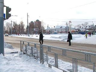 «Дорожный контроль» составил рейтинг округов по уборке снега