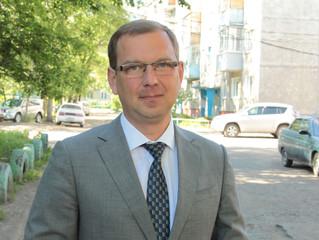 Кандидат праймериз Дмитрий Сахань: «Я призываю омичей проявить гражданскую позицию»