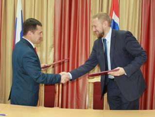 «Оплот» и фонд имени Манякина подписали соглашение о сотрудничестве