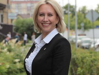 Депутат Гомолко высказалась о включении в губернаторский совет