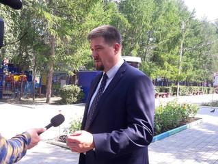 Олег Афанасьев помог организовать благотворительную акцию для детей Советского округа