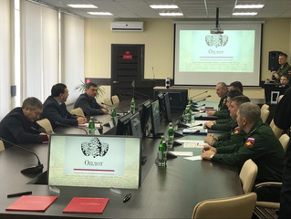 «Оплот» вместе с Омским автобронетанковым институтом будет ковать «Оружие Победы»