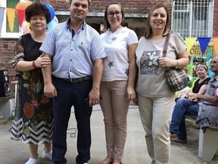 Юрий Козловский и «Детское радио» поздравили юных омичей с Днем знаний
