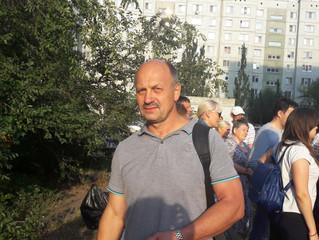 В Омске из-за ремонта дороги уничтожили детскую площадку