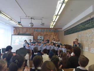 Депутат Инна Гомолко приняла участие в «Вахте памяти»