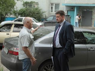 Олег Афанасьев отметил важность городка Нефтяников для Омска