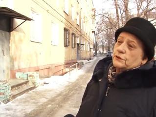 Депутат Инна Гомолко продолжает следить за нерадивыми жилищниками