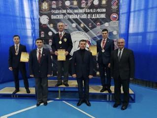 В Омске прошли соревнования по дзюдо и всестилевому карате