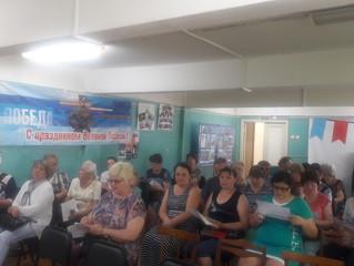 Депутат омского горсовета Ринат Карымов организовал для старших по домам семинар по вопросам теплосн