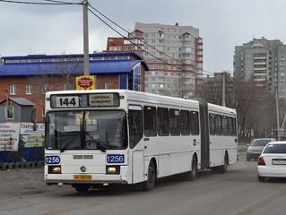 На омских дорогах возобновилось движение по маршруту № 144