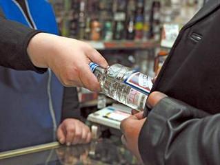 В поселке Кордном закрыли магазин, незаконно торгующий алкогольной продукцией