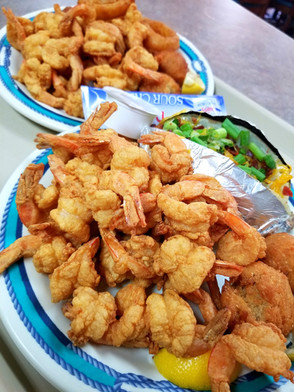 Two of our 30 Piece Shrimp Dinners!
