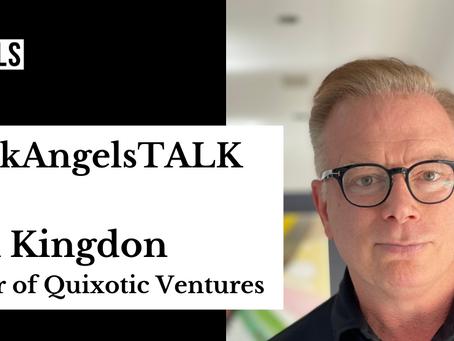 REPLAY: #BlackAngelsTALK with Mark  Kingdon