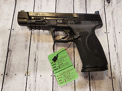 Smith and Wesson M&P Shield Performance.