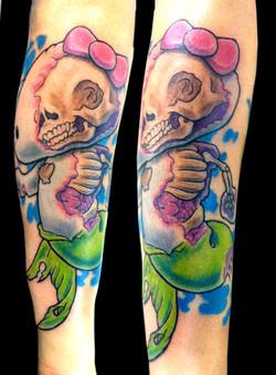 Tattoo Artist: Seth
