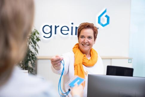 Greiner, Mitarbeiterportraits