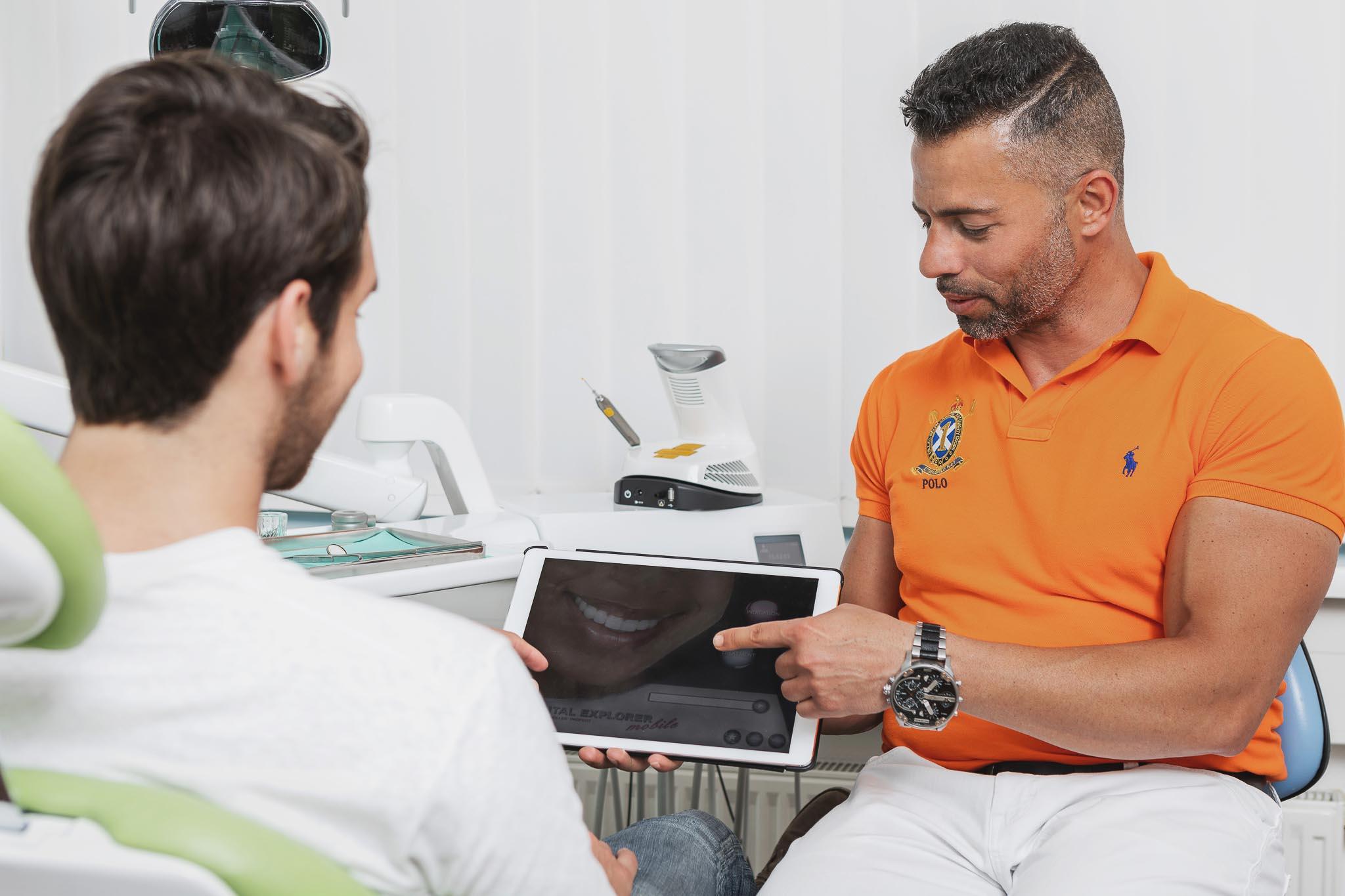 praxis dr. mustafa, zahnarzt