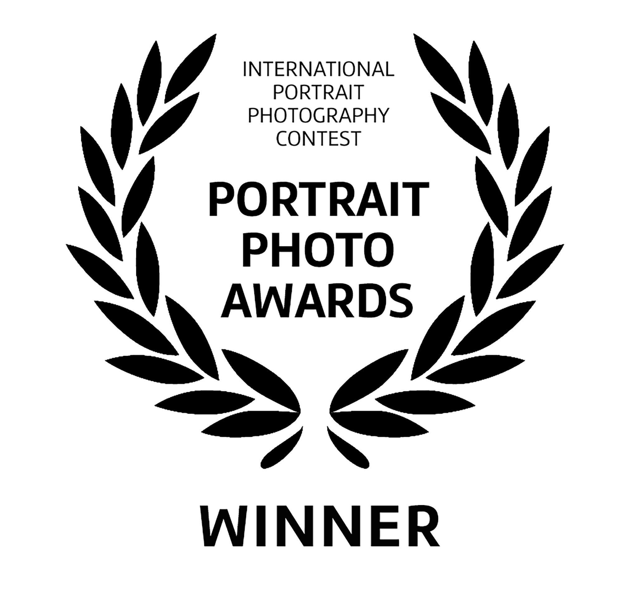 winner portrait photo awards