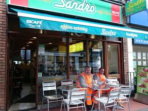 ロンドンSandwichレポートVol.1 / 本場 ロンドンの「サンドイッチ・バー」