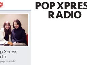 @FM80.7『Pop Xress Radio』ラジオ出演のお知らせ!