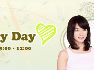 Fm yokohama 『Lovely Day』さんに取り上げて頂きました!