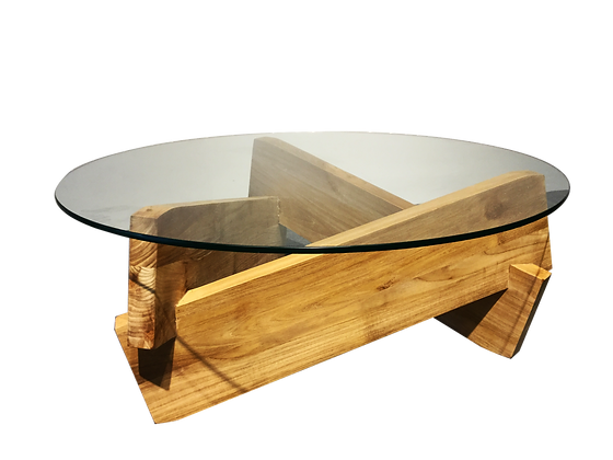 TRI WOODS coffee table