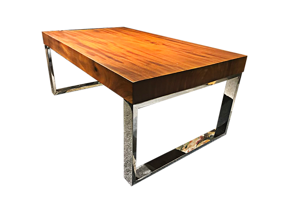 CON-STEEL coffee table