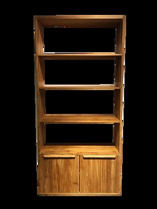 DIVIDE100 rack with doors