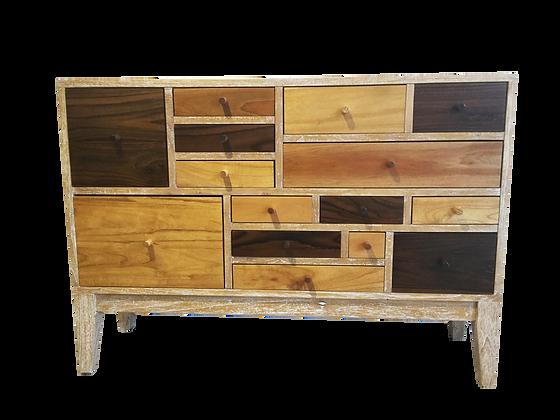 CHECKBOARD120 cabinet