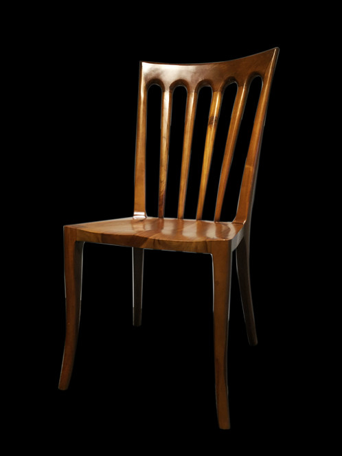GAUDI Dining Chair   Boo Furniture   A Design And Quality Home  Solid Wood   Teak Wood