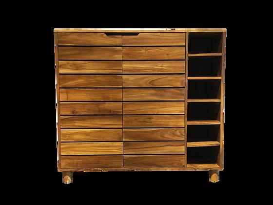 STRIPE shoe cabinet