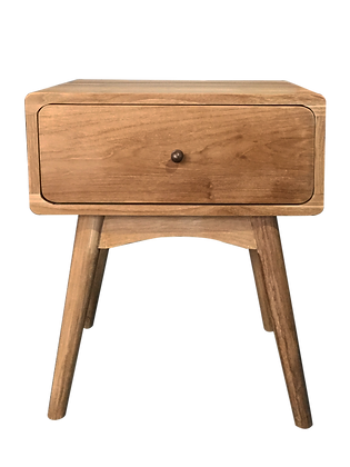 CURVY bedside table